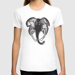 Elephant, redesigned T-shirt