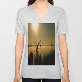 Sun Worshipper  Unisex V-Neck