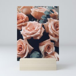 Valentine's Day Roses Mini Art Print