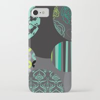 oriental iPhone & iPod Cases featuring Oriental by thickblackoutline