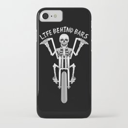 Life Behind Bars iPhone Case