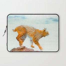 Hunting The River Laptop Sleeve