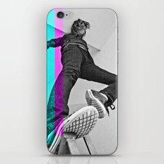 Human abstract iPhone & iPod Skin