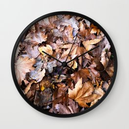 Fylla Wall Clock