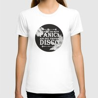 panic at the disco T-shirts featuring My Life Is Too Much Panic! not Enough Disco by Merch Pug