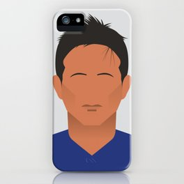 Frank Lampard Illustration iPhone Case