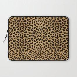Cheetah Print Laptop Sleeve