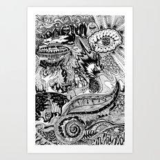 Rachel Corie Art Print