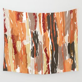Autumn Splash Wall Tapestry