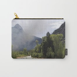 Smoke and Rust Carry-All Pouch