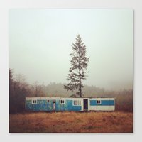 spirit Canvas Prints featuring Forks, Washington by Kevin Russ