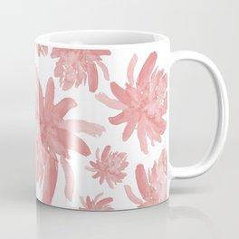 Watercolor Chrysanthemum Coffee Mug