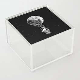 Night Flight Acrylic Box
