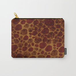 """Giraffe Cave Painting"" Carry-All Pouch"