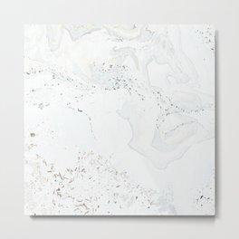 Marble Slab Metal Print