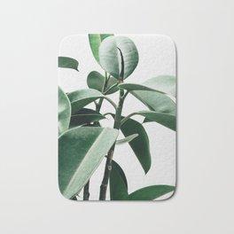 Plant, Green, Minimal, Trendy decor, Interior, Wall art, Photo Badematte