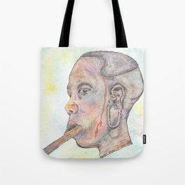 Mursi Woman Tote Bag
