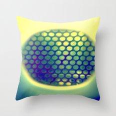 Circle-Ception  Throw Pillow