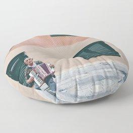 Busker Floor Pillow
