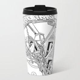 IN DREAMS (mugs, blankets, tapestries) Metal Travel Mug