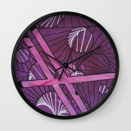 Minor Cause Wall Clock