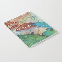 Crustacean Crazy Notebook