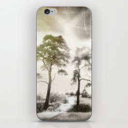 Peace before the Storm iPhone Skin