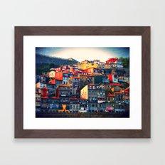 Porto  Framed Art Print