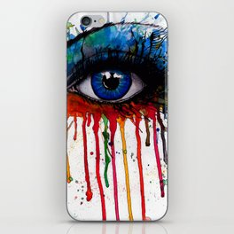 See My Soul iPhone Skin