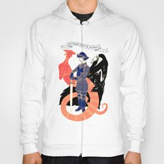 The Knight, Death, & the Devil Hoody