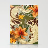 Stationery Cards featuring Sugar Gliders by Teagan White