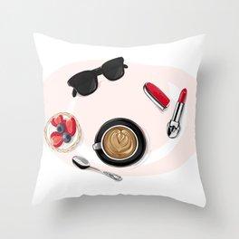 Сoffee Throw Pillow