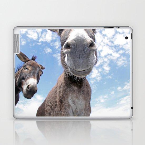 Funny Donkey Laptop & iPad Skin