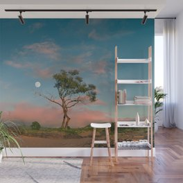 Dancing in the Moonlight Wall Mural