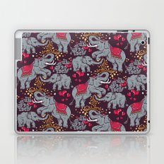 Thai Elephants Family Laptop & iPad Skin