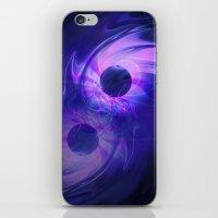evolution iPhone & iPod Skins featuring Evolution  by Christine baessler