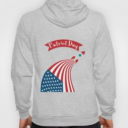Patriot Day - September 11 - Send the best Wish to those who suffered Hoody