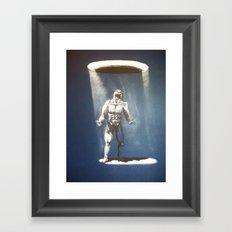 The Vent Framed Art Print