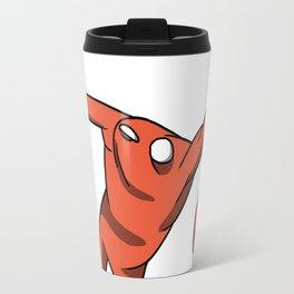 rubber dude Travel Mug