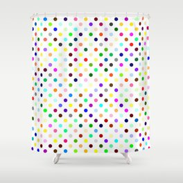 Methyclothiazide Shower Curtain