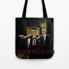 PUNK FICTION V3 - 022 Tote Bag