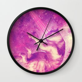 WOAH. Wall Clock