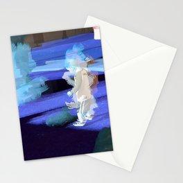 Little Robot Man Stationery Cards