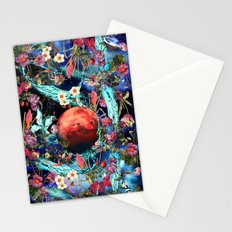 MARS&WATER Stationery Cards