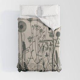 Nouveau Nature Duvet Cover