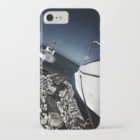 boats iPhone & iPod Cases featuring boats by zantelier