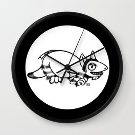 Little Monster Wall Clock