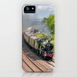 7029 Clun Castle iPhone Case