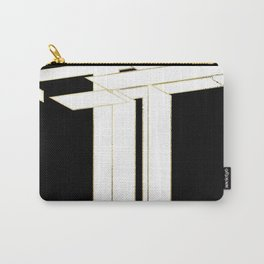 Beautiful Armor Letter T Carry-All Pouch