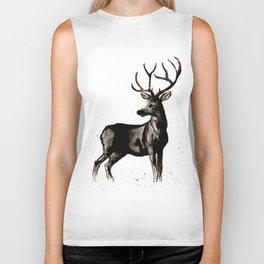 Deer Ink Biker Tank